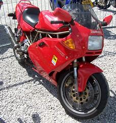 Ducati Supersport 900 (Steelback) Tags: kodak motorcycle z740