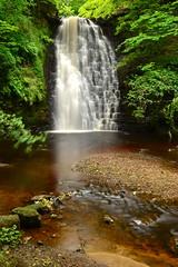 Scramble Ramble (Feversham Media) Tags: yorkshire waterfalls nationalparks northyorkshire northyorkmoorsnationalpark fallingfoss littlebeck littlebeckwoodnaturereserve