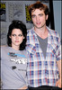 Kristen Stewart and Robert Pattinson 'New Moon' press conference at Comic-Con 2009 held at the San Diego convention center San Diego, California