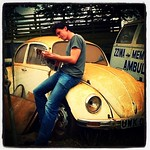 #wouter and an old #vw
