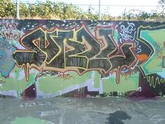 Nazl (White Lightning 1) Tags: graffiti bay area amc wkt nazl