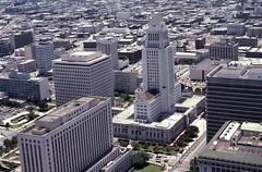Los Angeles City Hall 1983
