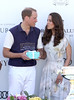 Prince William, Duke of Cambridge and Catherine, Duchess of Cambridge aka Kate Middleton host The Foundation Polo Challenge held at the Santa Barbara Polo & Racquet Club - Match Carpinteria, California