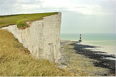 (1744) Beachy Head (unicorn 81) Tags: hdr britain british ukmap coast beach cliff lighthouse europa europe eu nature unitedkingdom england landscape uk beachyhead sea sussex cliffs eastsussex chalk seacoast greatbritain grosbritannien gb scenery landschaft natur