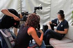 Staff & Backstage Vendredi 03 août 2012 /