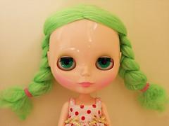 Blythe Doll - Primadolly Amaryllis