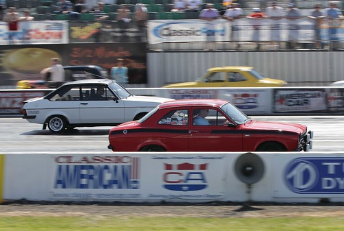 Fored Escort RS2000 mk2 Vs RS Mexico mk1