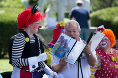 showmens rest. august 2016 (timp37) Tags: showmens rest august 2016 illinois summer clown mayor forest park woodlawn cemetary