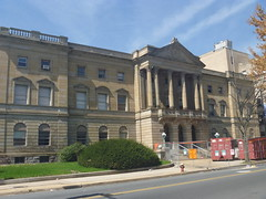 Mercer County Courthouse, April 16,2016 (rustyrust1996) Tags: mercercounty trenton newjersey courthouse