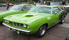 'Cuda (Schwanzus_Longus) Tags: herten zeche ewald mopar nationals plymouth barracuda cuda 340 coupe coup muscle pony america american beast car dream german germany green school us vehicle auto fahrzeug usa old classic vintage