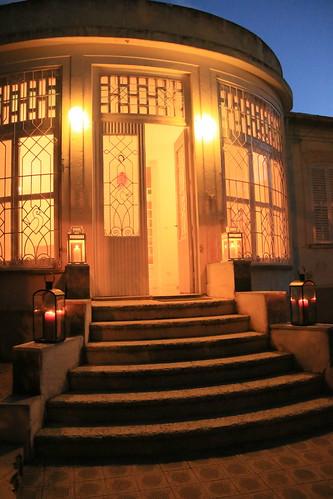 Asmara house...