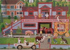 VET HOSPITAL (pattakins) Tags: heronim hometowncollection puzzle jigsawpuzzle
