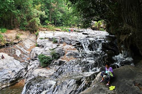 Mae Klang Falls.