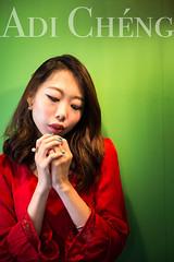 Adi_0031 (Adi Chng) Tags: adichng girl      redgreen