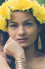 Mona (Tejes Nayak) Tags: color events feature headshot mona people portfolio portrait shoot yellow