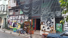 20151022_171715 (efsa kuraner) Tags: kadky istanbul streetart istanbulstreetart graffitiart wallart urbanart mural