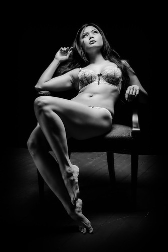 Mars Under the Light (Alluring Light) Tags: model alluringlight artistic arms asian art lady beautiful beauty body black bw barefoot blackandwhite breast braless chair elegant eyes female face feet foot full girl goddess legs light hair hands lips longhair long mouth mars natural clevage photography portfolio skin thighs toes bra panties woman white lowkey young y