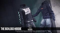 [VALE KOER] BOXLOGO HOODIE (VALE KOER) Tags: vk vale koer second life sl valekoer hoodie bogo mesh 3d tmd mens department
