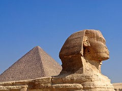 The Sphinx (brittnoy09) Tags: giza egypt ancientegypt