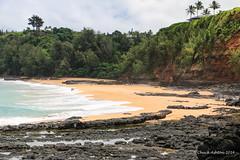 Secret Beach 2016 (21 of 24) (Chuck 55) Tags: secretbeach waterfalls beach pools kauai hawaii