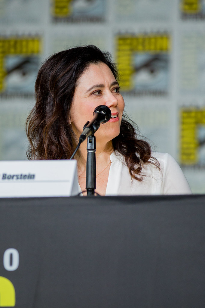 The World's most recently posted photos of alexborstein