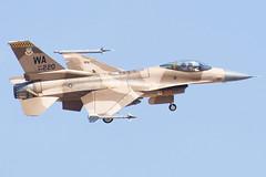 1. USAF F16 (CaptainDoony) Tags: usaf us air force f16 kc135 f22 f35 f35b mcdonnell douglas boeing nellis base nevada las vegas