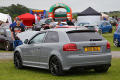 Audi S3 (<p&p>photo) Tags: grey audis3 audi s3 s20bld worldcars cumbria vag show shine 2016 cumbriavag festival showshinefestival cumbriavagshow cumbriavagshowshinefestival showshine june2016 germany german car germancarshow germancar germancars classiccarshow auto autos autoshow carshow lakedistrict westmorlandcountyshowground westmorland county showground kendal england uk englishlakedistrict