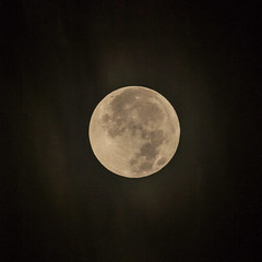 Hazy Full Harvest Moon (R3D_Photography) Tags: barleymoon fingerlakes fullcornmoon harvestmoon ny newyork r3dphotography raysheleyiii full fullharvestmoon lunar moon