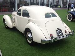Cord 812 Beverley sedan (1935-37) (andreboeni) Tags: classic american car automobile voiture auto cars automobiles voitures autos automobili classique americain oldtimer retro cord 810 812 beverley buerhig