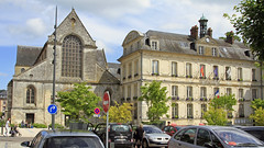 Bernay (1) (Kok Vermeulen) Tags: frankrijk normandi vakantie