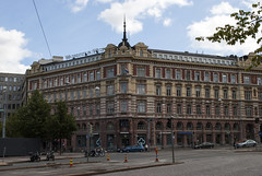 Helsinki, Finland (Tiphaine Rolland) Tags: helsinki finlande finland nikon nikond3000 d3000 1855mm 1855 2016 city ville buildings btiments