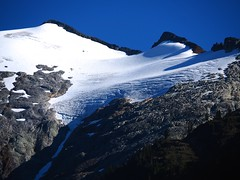 Ruth Mountain Glacier in afternoon light (jaisril) Tags: ruthmountain northcascades hannegan