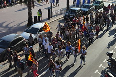 Manisfestation LLORET DEL MAR (10) (hube.marc) Tags: manisfestation lloret del mar espagne spain ccoo syndicat