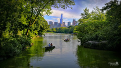 Central Park, the Lake (Marcial Carretero) Tags: newyork centralpark nyc manhattan lake lago puente bankrock paisaje landscape boats summer