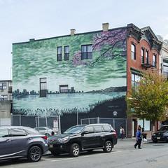 Jersey city_Mur tagu (regis.muno) Tags: newyork manhattan nikond7000 usa jerseycity tag mur wall draw