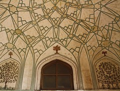 Time and Labour (Shreya's Labyrinth) Tags: redfort craftsmanship tiles delhi india travel