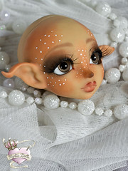 Nenya Deer Faceup (~ Eglantine ~) Tags: bjd artist mystic doll nenya faceup handmade eglantine