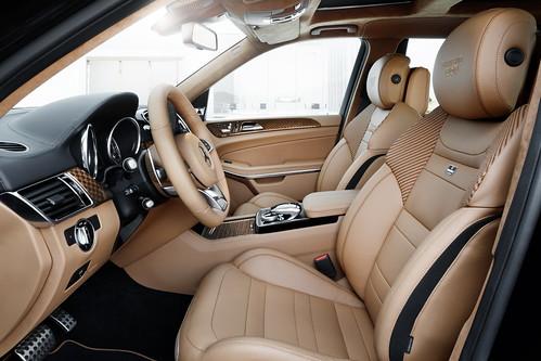 Mercedes-AMG GLS от Brabus