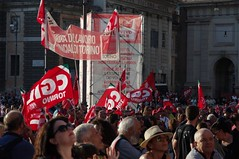 IMGP8778 (i'gore) Tags: roma cgil sindacato lavoro diritti giustizia pace tutele compleanno anniversario 110anni cultura musica