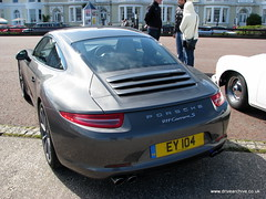 Porsche 911 Carrera S (DriveArchive) Tags: 911 porsche promenade cayman llandudno 944 2012 928 924 boxter porsches