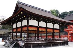 Shimogamo Jinja (ELCAN KE-7A) Tags: japan kyoto shrine pentax   jinja shimogamo k7  2011