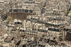 View over Quartier Latin from Notre Dame tower, Paris (Marco Boekestijn) Tags: life street city trip travel light urban holiday paris france streets tourism seine facade landscape boat spring nikon women europe view 5 postcard pantheon streetphotography visit montmartre tourist tourists days traveller april marco guide greetings frankrijk garedunord beatiful parijs authentic attraction 2012 metropole ladefence latinquarter quartierlatin travelphotography cityoflight cityoflove d80 welcometoparis boekestijn parisgeotagged