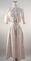 Laura Ashley pastel floral dress (Sweet Vintage Lady) Tags: etsy summerdress secretgarden vintagedress frenchcountryside lauraashley springdress floralfashion vintagelauraashley pastelfashion gardenpartydress sweetvintagelady 80sdoes50sdress