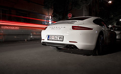 Laser. (U-J Photography) Tags: road serbia 911 fast style s exotic turbo german porsche belgrade gt rims tuning exhaust taillight 4s gt2 carrera gtr supersport 996 991 gt3 997 nurburgring topspeed traillight