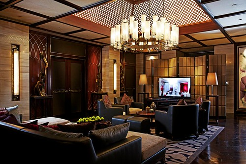 The Imperial Suite Living Room