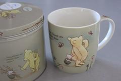 Classic Pooh mug and box (Lucychan80) Tags: winniethepooh ehshepard classicpooh