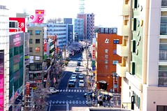 Fujigaoka (tttske_C) Tags: japan nagoya 桜 cherryblossom fujigaoka 愛知県 meitoku 名古屋市 藤が丘 名東区