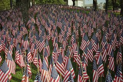 """Field of American Flags • <a style=""""font-size:0.8em;"""" href=""""http://www.flickr.com/photos/41949692@N07/7277293590/"""" target=""""_blank"""">View on Flickr</a>"""