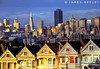 Painted Ladies (James Neeley) Tags: sanfrancisco architecture landscape cityscape handheld hdr paintedladies f12 5xp jamesneeley