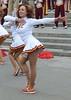 Img284900nx2 (veryamateurish) Tags: london trafalgarsquare cheerleaders band usc universityofsoutherncalifornia girl woman miniskirt